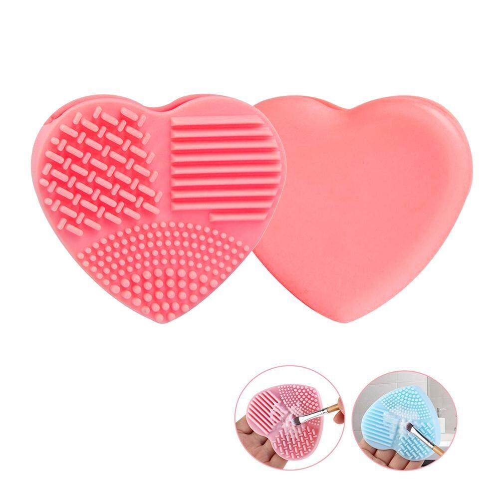 robxug Silicone Fashion Cleaning Glove Makeup Washing Brush Scrubber Tool Cleaners - intl Philippines