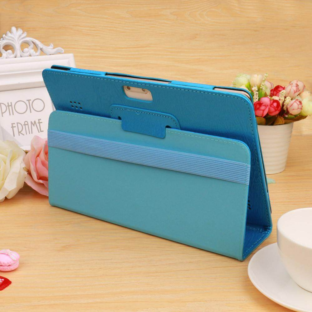 Universal Folio Leather Stand Cover Case For 10 10.1 Inch Android Tablet PC Malaysia
