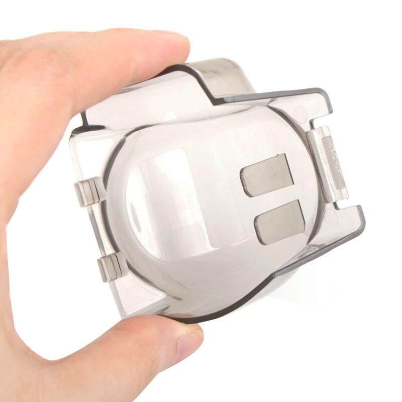 Fuan Kamera Gimbal Penjaga Pelindung Penutup Lensa Cap Bisa Perbaiki Gimbal untuk DJI Mavic Pro Warna Bening-Intl