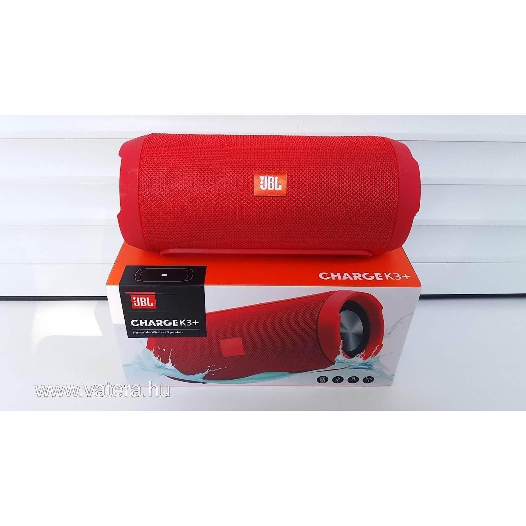 Cek Harga Jbl Charge 3 Waterproof Portable Bluetooth Speaker Black Splashproof Wireless Oem Product High Quality Red