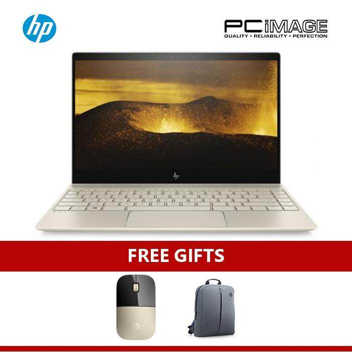 HP ENVY 13-AD102TU/i5/8GB/256GB SSD/UMA/WIN 10/2YW NOTEBOOK-GOLD (13-AD102TU) Malaysia