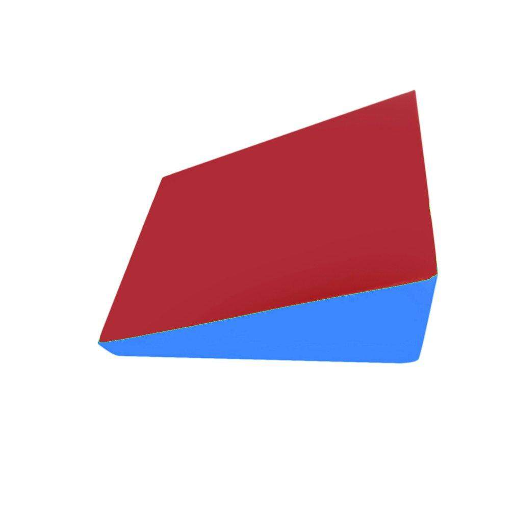 zig wedge folding mats triangle blue x products mat chevron folded gymnastics white zag and incline