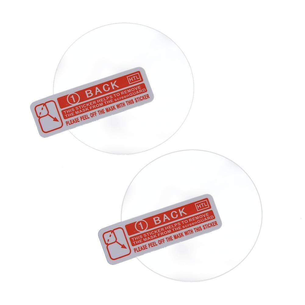 2 Pcs 9HD Kaca Antigores Pelindung Layar Guard untuk Jam Tangan Huawei