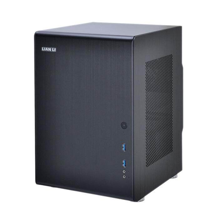 Lian Li PC-Q33B Mini Tower ITX Case - Black Malaysia