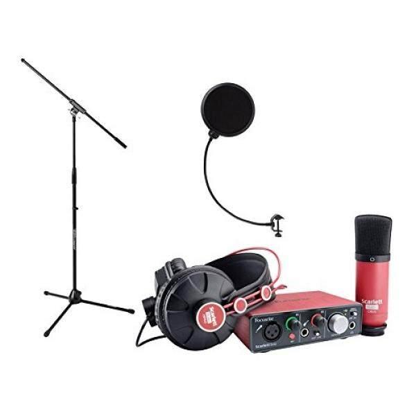 Focusrite Scarlett Solo Compact USB Audio Interface - intl