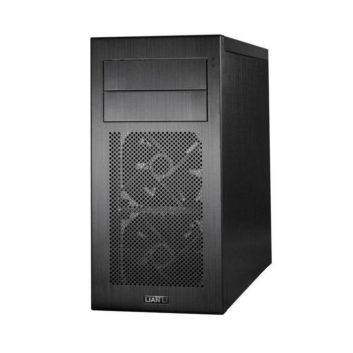 Lian Li PC-A04B Mid Tower mATX Case - Black Malaysia
