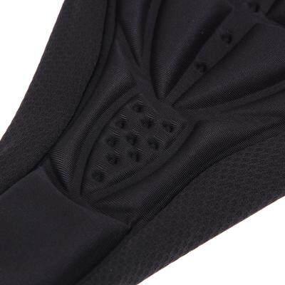 Gel Bike Seat Cover (BLACK)