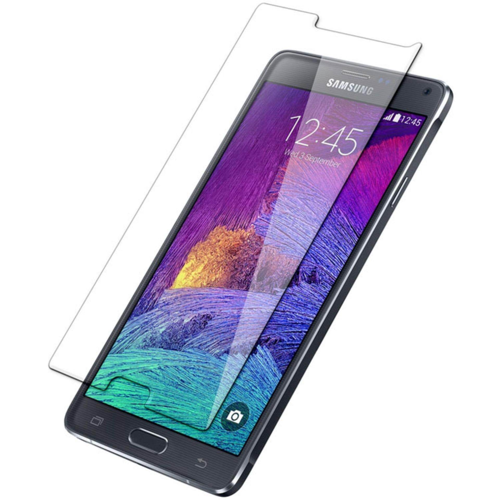 Cek Harga Mirror Screen Protector For Samsung Galaxy Note 4 X 2 Tempered Glass 9h Quality N910 Diamond