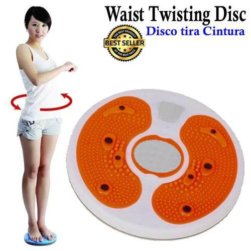Indoor Fitness Exercise Figure Twister Twisting Waist Disc Balance Rotating Board
