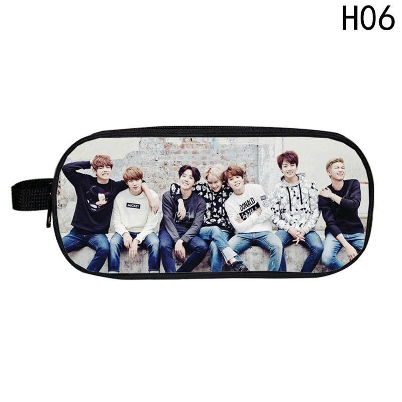 Kuhong Bts New Printing Bag Pencil Case H06 By Kuhong.