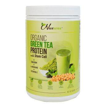 Nuewee Organic Green Tea Protein With Stem Cell