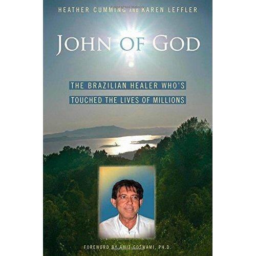 John dari God: Brasil Penyembuh Siapa Yang Menyentuh Kehidupan Jutaan-Internasional