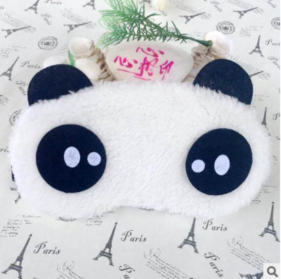DM cute creative expression panda eye mask - intl