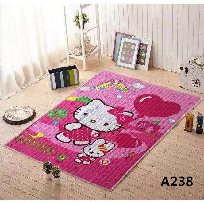 Rugs Floor Mat Cover Bedroom Dining Room Carpet Cotton