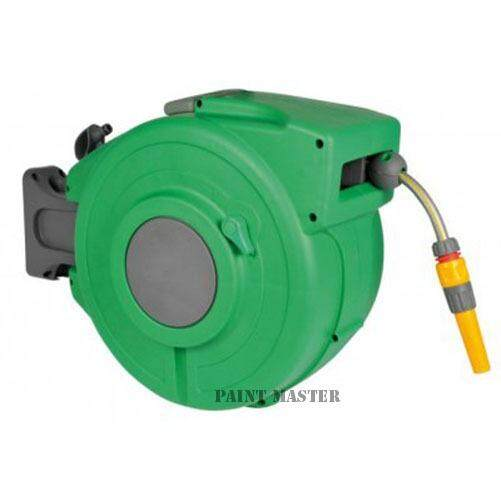 DAYE Auto Rewind Roll-up Retractable Garden Wall-mounted Water Hose Reel DY606X