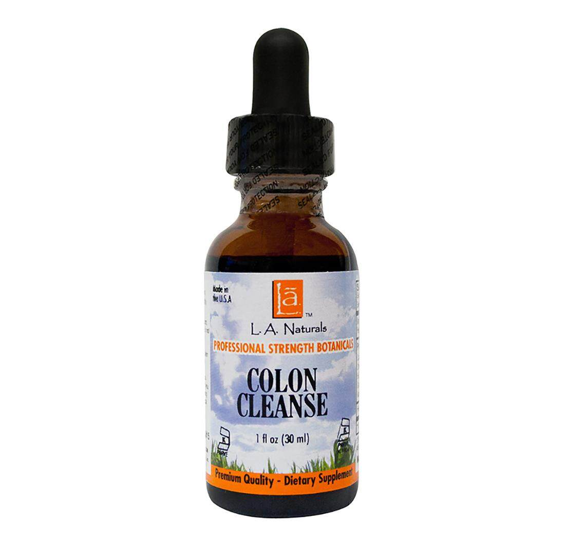 COLON CLEANSING FORMULA (1oz) 30ml