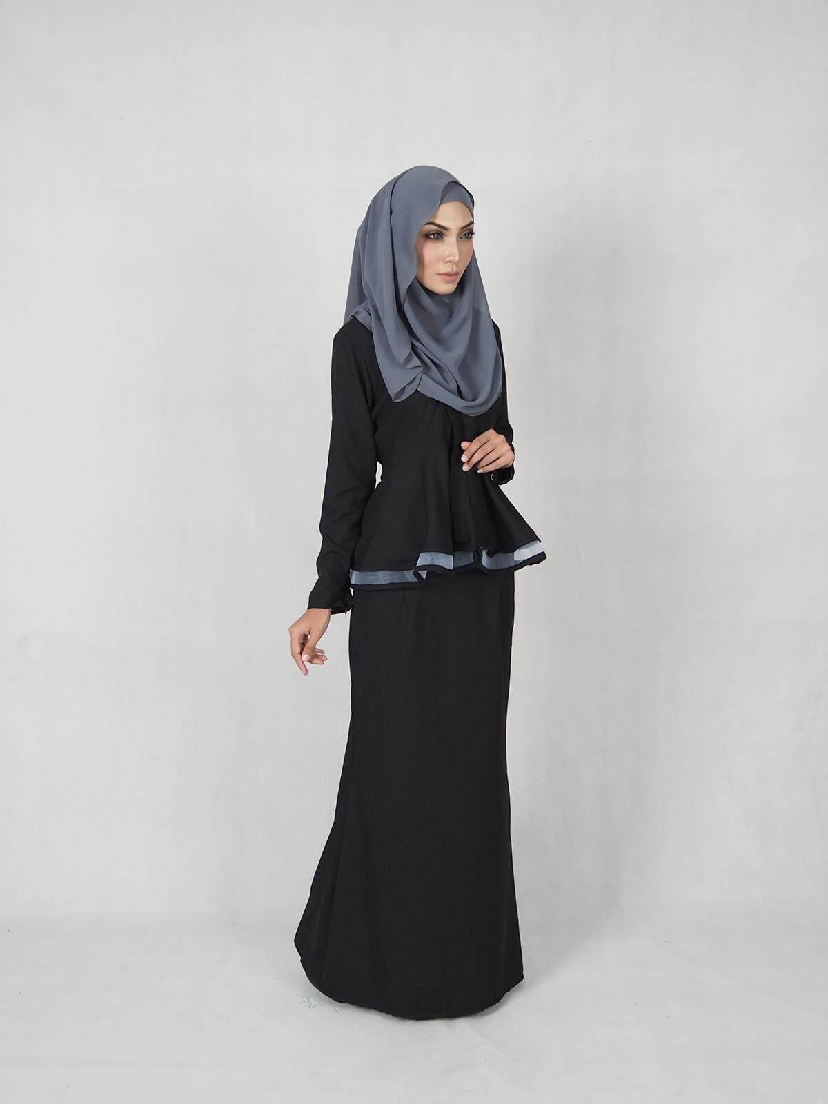 Iris Kebaya / Fashion Kebaya / Muslimah Women Fashion Kebaya /Muslim Women Kebaya Moden 2020 / Murah / Ship from Malaysia Ready Stock