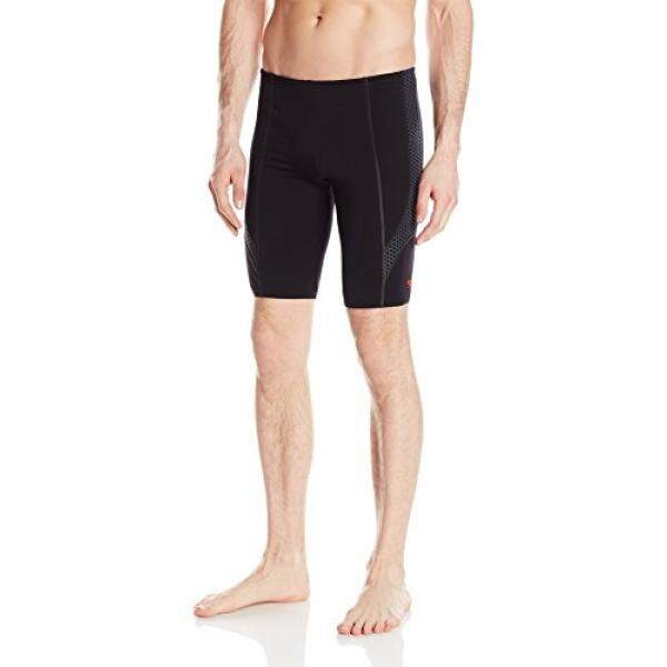 Speedo Mens Fitness Compression Endurance Swimsuit, Speedo Black, - intl