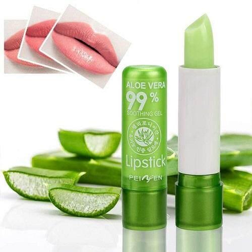 Aloe Vera 99% Soothing Gel Moisturizing Lipsitck 3.5g