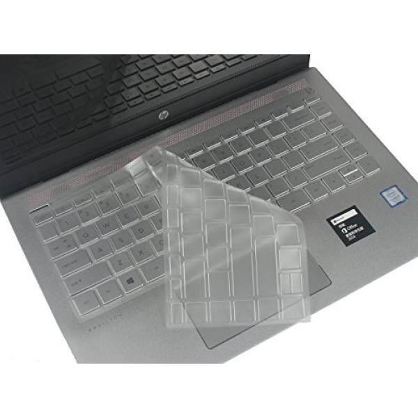 Casebuy Premium Ultra Tipis TPU Keyboard Sarung Kulit untuk HP Pavilion X360 14M-BA011DX 14M-BA013DX 14M-BA015DX 14M-BA114DX 14 Layar Sentuh LAPTOP AS Layout, TPU-Internasional