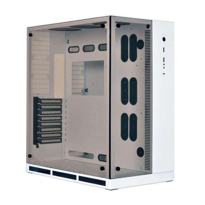 Lian Li PC-O11WW Mid Tower ATX Case - White Malaysia