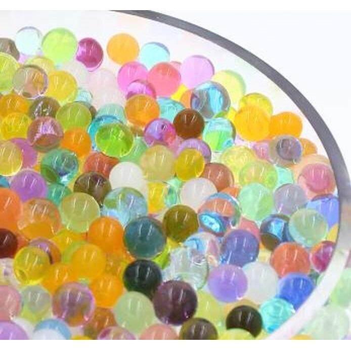 100 packs 水晶宝宝 Baby Crystal Water Balls Ready Stock (1 small pack 200pcs)