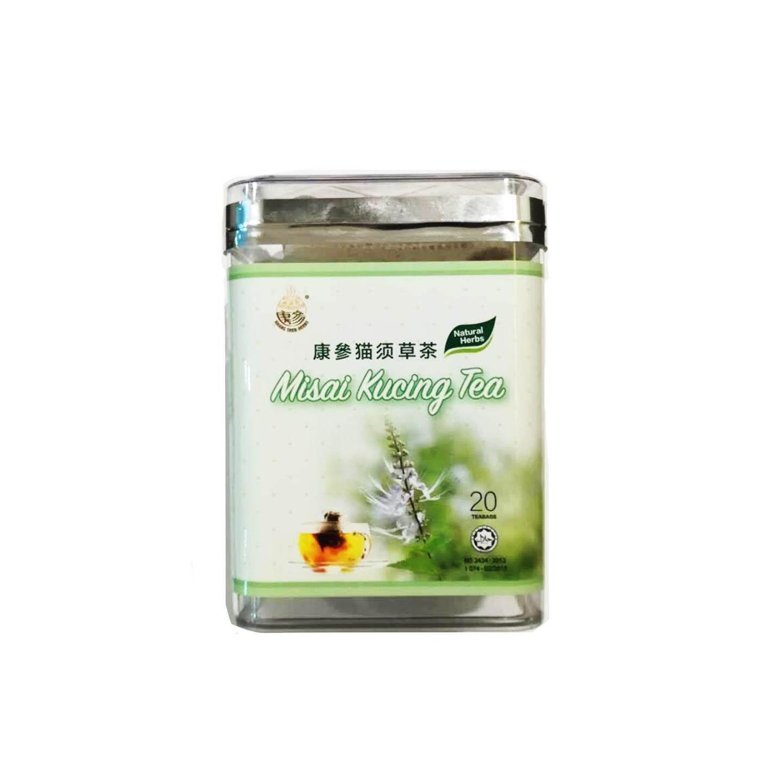 Khang Shen Herbs Organic Misai Kucing Tea