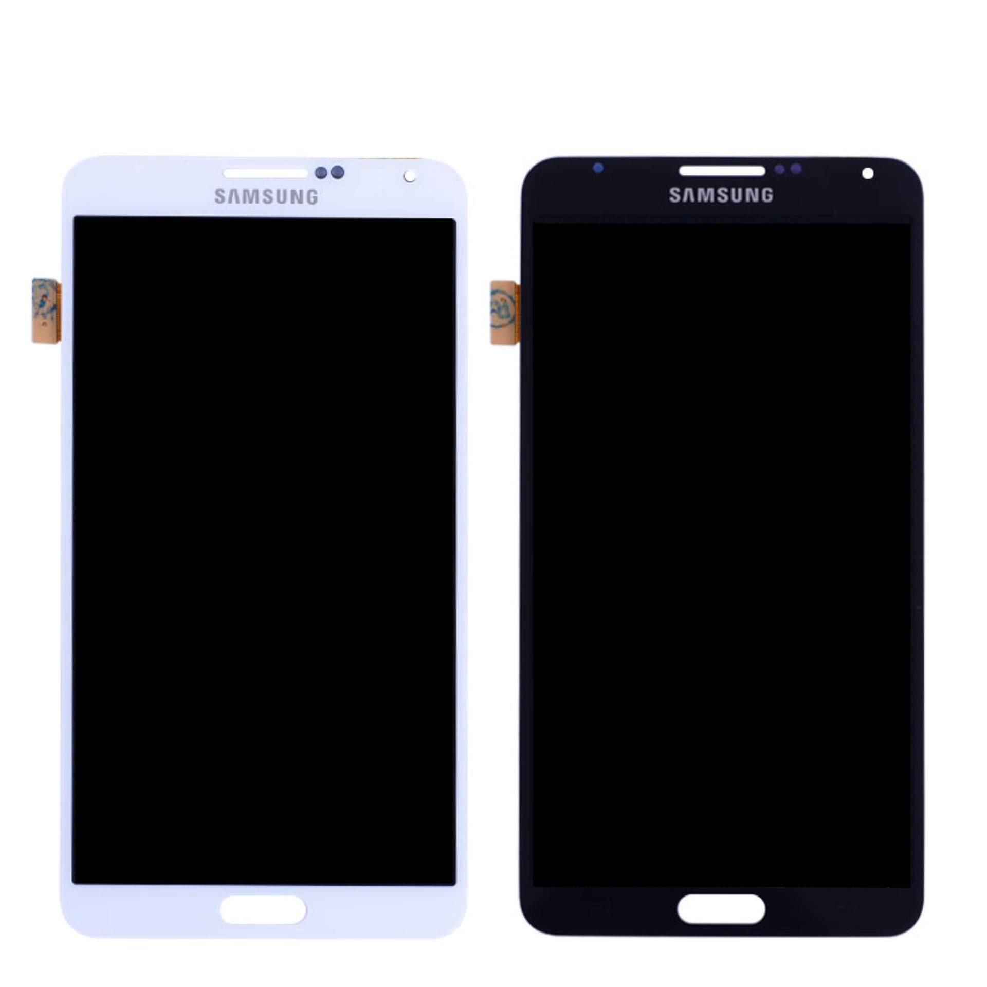 Layar Super AMOLED LCD Tampilan Sentuh Layar Digitizer Penggantian untuk Samsung Galaksi Note 3 N9005 N900A N900T N900-Internasional