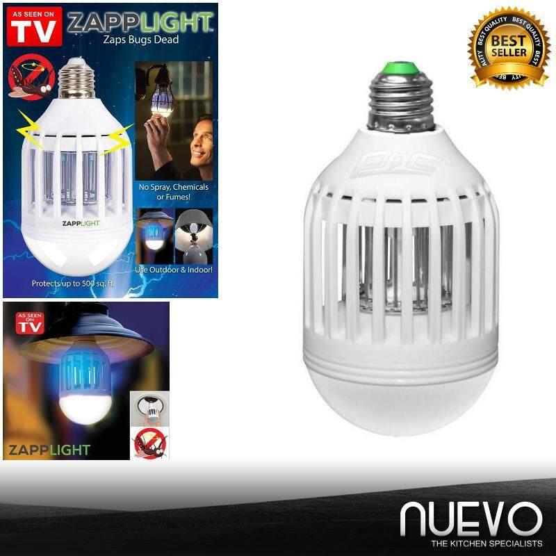 Nuevo ZAPPLIGHT LED Bulb Lamp Mosquito Killer Light