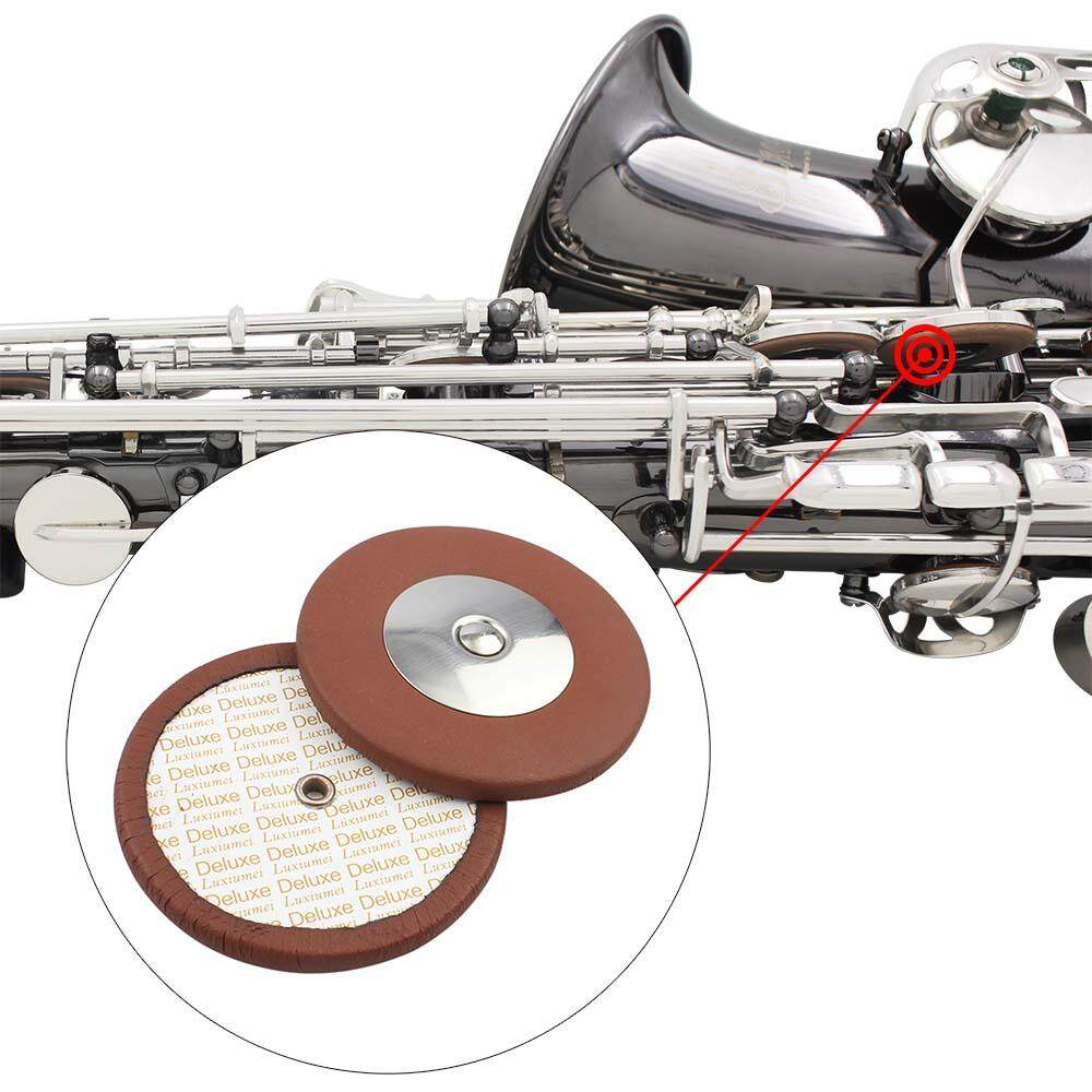 ... Professional Brass Bend Eb E-flat Alto Saxophone Sax Black Nickel Plating Abalone Shell Keys ...