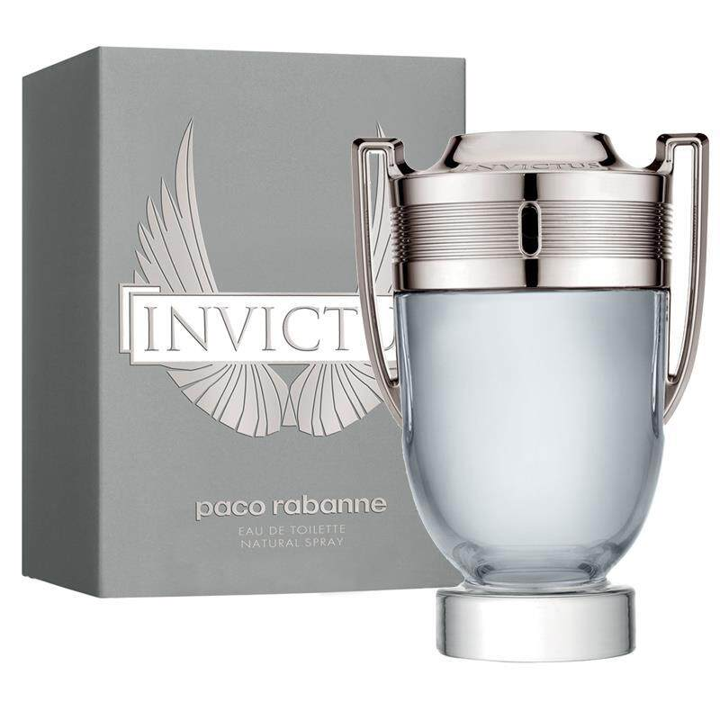 Paco Rabanne Invictus EDT 100ML Perfume High Quality GRED (BUY 2 FREE PERFUME)