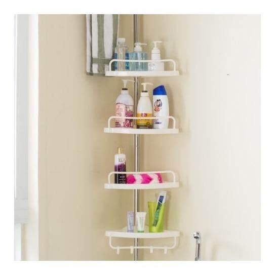 Bathroom Corner Rack