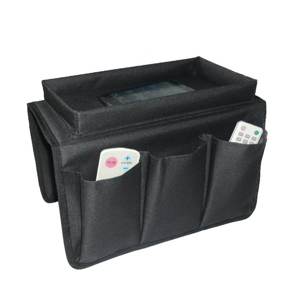 eisida Nicor® Sofa Storage Bag Sofa Handrail Couch Arm Rest Organizer Holder Bag