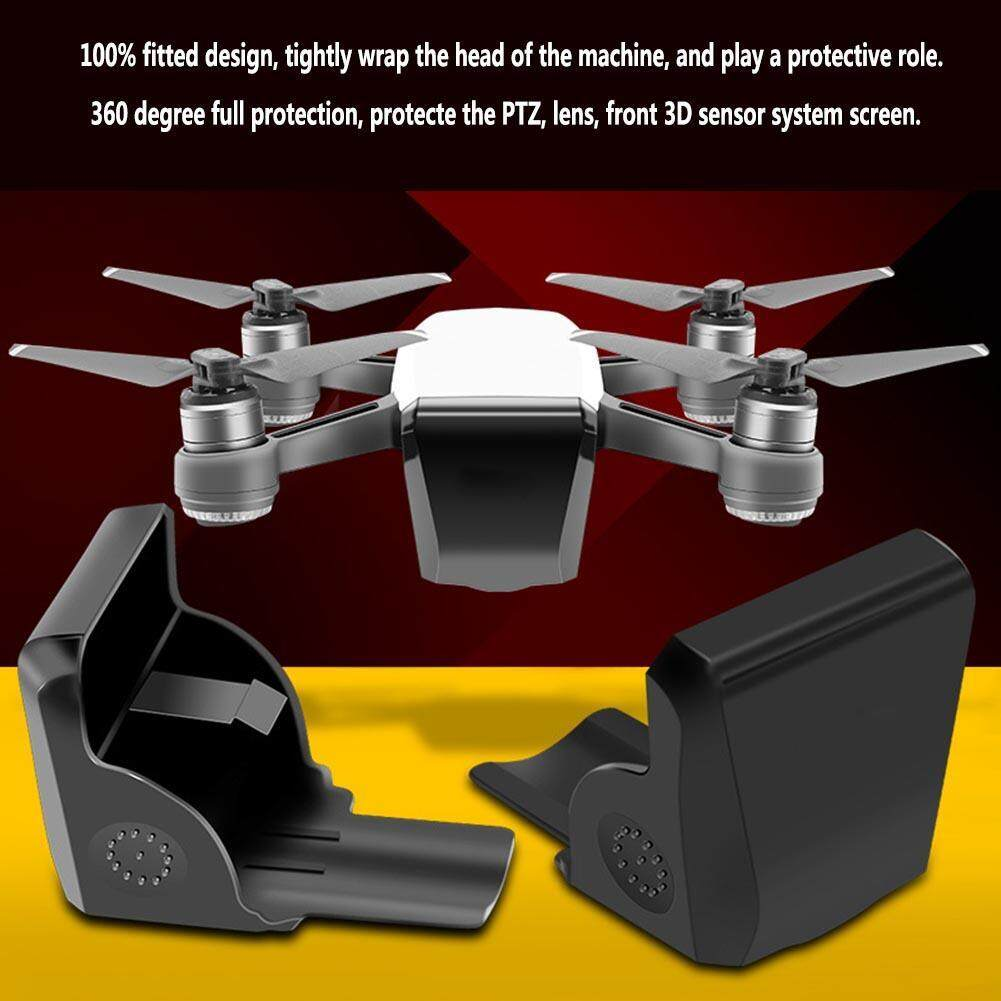Quick Release Gimbal Protector Cap PTZ Camera Lens Cover for DJI SPARK - intl - 2 ...