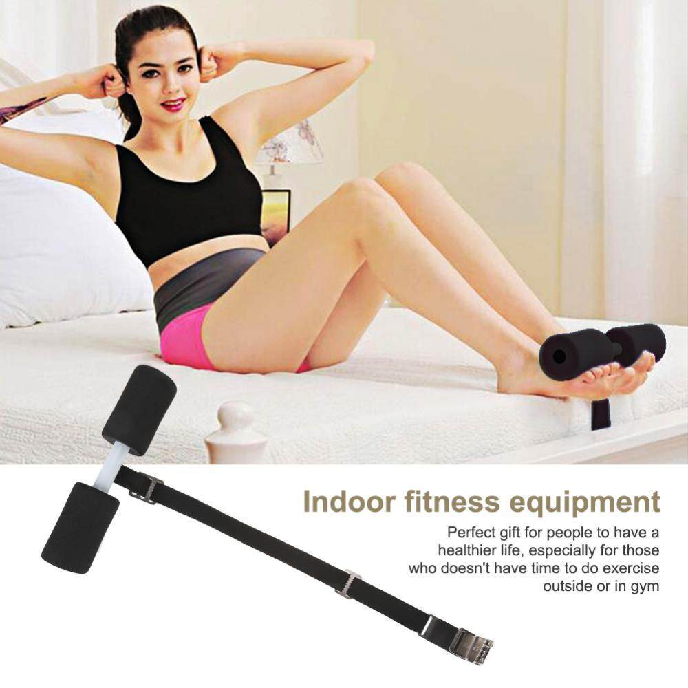 Bed Sit Up Bar Exercise Body Muscle Strength Fitness Home Workout Sports Equipment - Intl By Highfly.