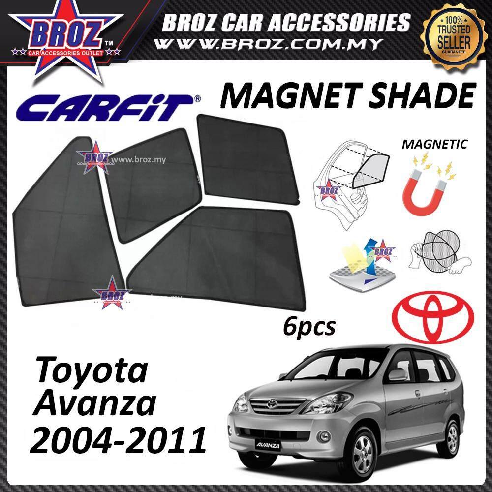 Fitur Antena Mobiil Avanza Dan Xenia 2004 2011 Harga Terbaru Fog Lamp Complete Broz Carfit Magnet Shade Sunshade For Toyota 6pcs Set
