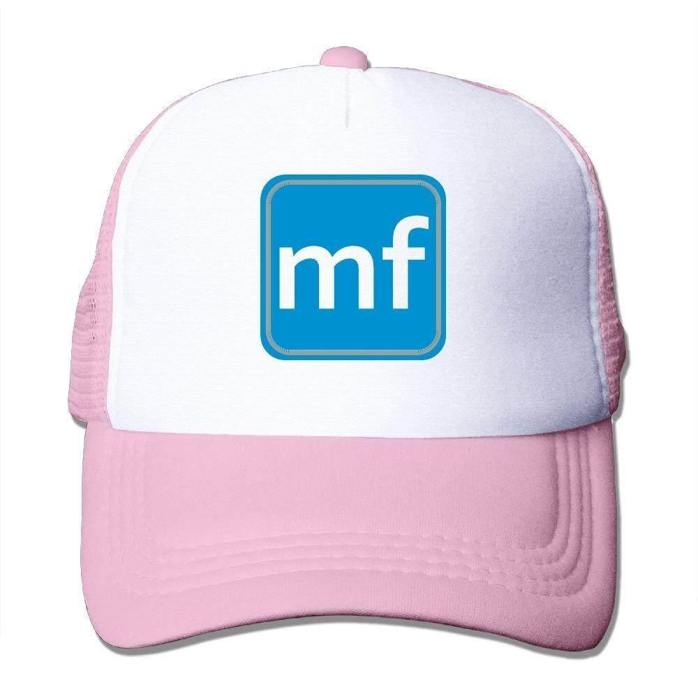 NONGFU MF Facebook Logo Spoof Big Foam Mesh Truck Cap Mesh Back Adjustable Cap - intl