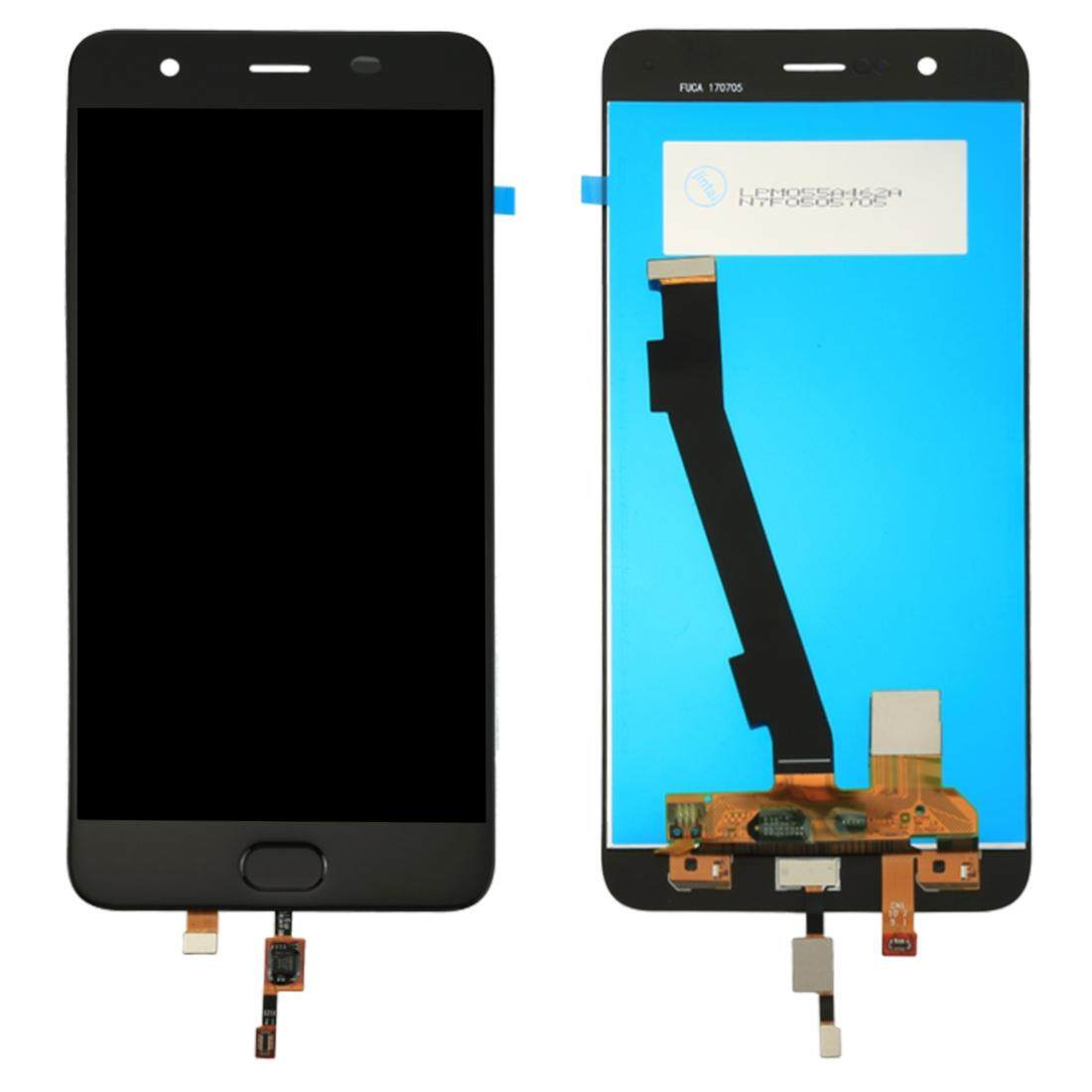iPartsBuy Xiaomi Mi Note 3 LCD Screen + Touch Screen Digitizer Assembly(Black) - intl
