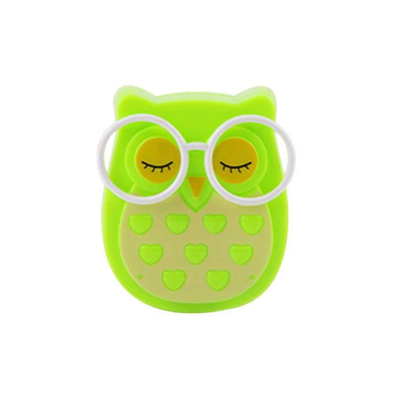 Catree Owl LED Automatic Control Sensor Child Baby kids Bedroom Night Light Wall Lamp