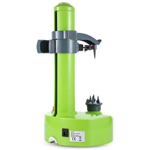 AOT-P03 ELECTRIC PEELER FOR POTATO VEGETABLE FRUIT KITCHEN TOOL (GREEN)