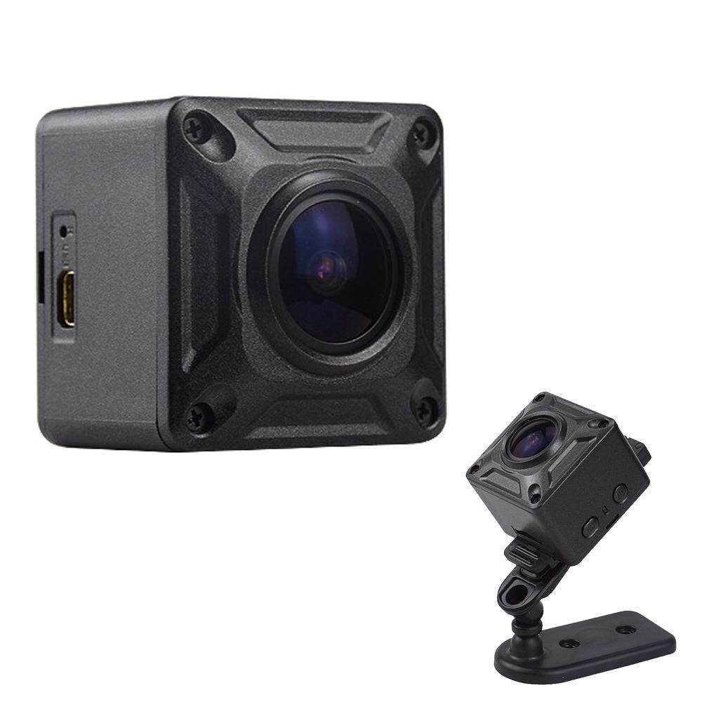 Pawaca X2 Action Mini Camera 180 Degree With 6-layer Glass Lens Full HD Video 1080p Sports DV Car DVR Micro Camera Camcorder Motion Detection With Infrared Night Vision