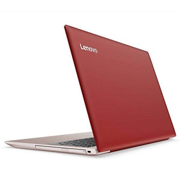 2018 Lenovo ideapad 320 15.6 LED-backlit Display Laptop, Intel Celeron N3350 Dual-Core Processor, 4GB RAM, 1TB HDD, DVD-RW, WIFI, Bluetooth, HDMI, Webcam, Windows 10, Coral Red - intl