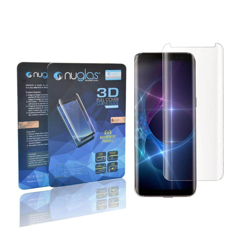 Features Samsung Galaxy Note 9 Moss Nano Uv Full Glue Tempered Glass Premium Half Curved Liquid Light S8 Plus S9 9h 3d Cover Protective Film Screen Protector