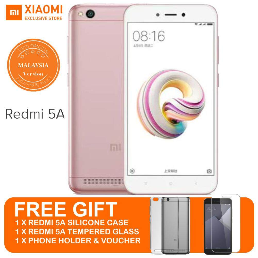 Features Mi Malaysia Ori Set Xiaomi Redmi 5a Rose Gold Dan Harga Grey Tam Baru 16gb Original Warranty
