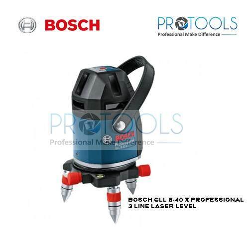 Bosch GLL 8-40 E Electronic Line Laser