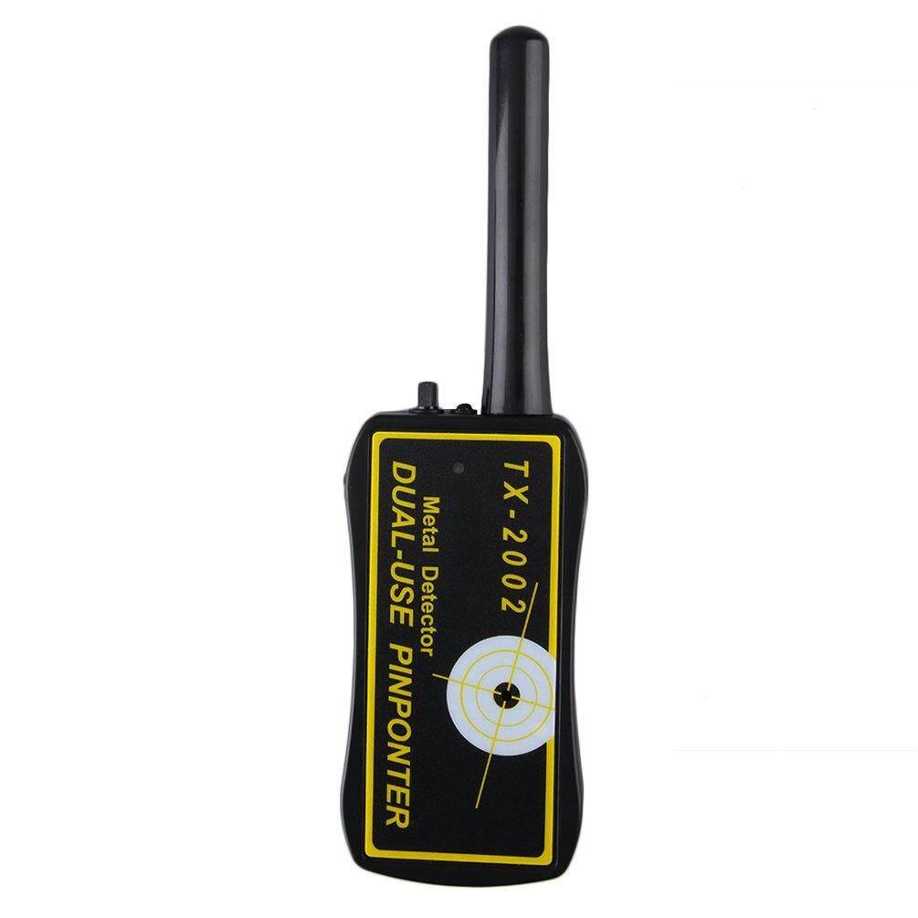 Hình ảnh ELEC XT-2002 Dual-use Pinpointer Metal Detector Sensitive Hand Held Black & yellow