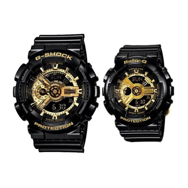 CASIO Mens G-Shock COUPLE SET WATCH Malaysia