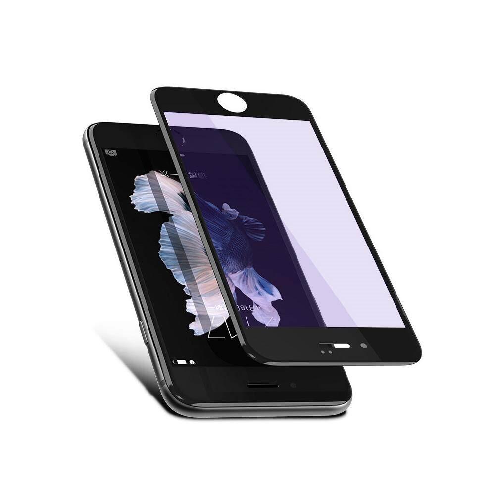 Ensida 0.18 Mm 3D Tepi Yang Lembut Kaca Antigores Film Pelindung Layar Penuh Cakupan untuk iPhone