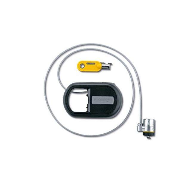 Kensington MicroSaver Retractable Keyed Laptop Lock Malaysia