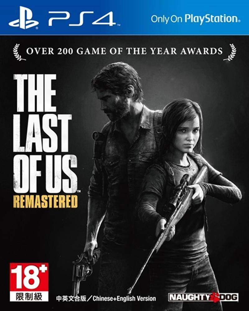 PS4 The Last Of Us Remastered (R3) Chinese & English